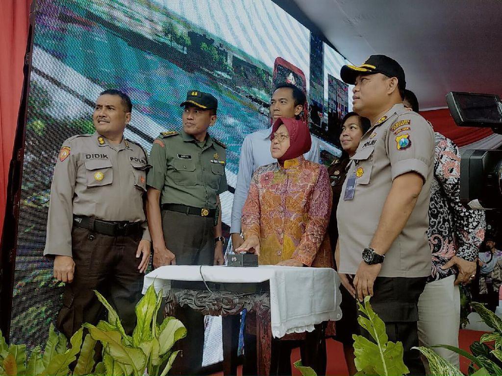 Dijadikan Ikon Wisata Baru Surabaya, Jembatan Joyoboyo Mulai Dibangun