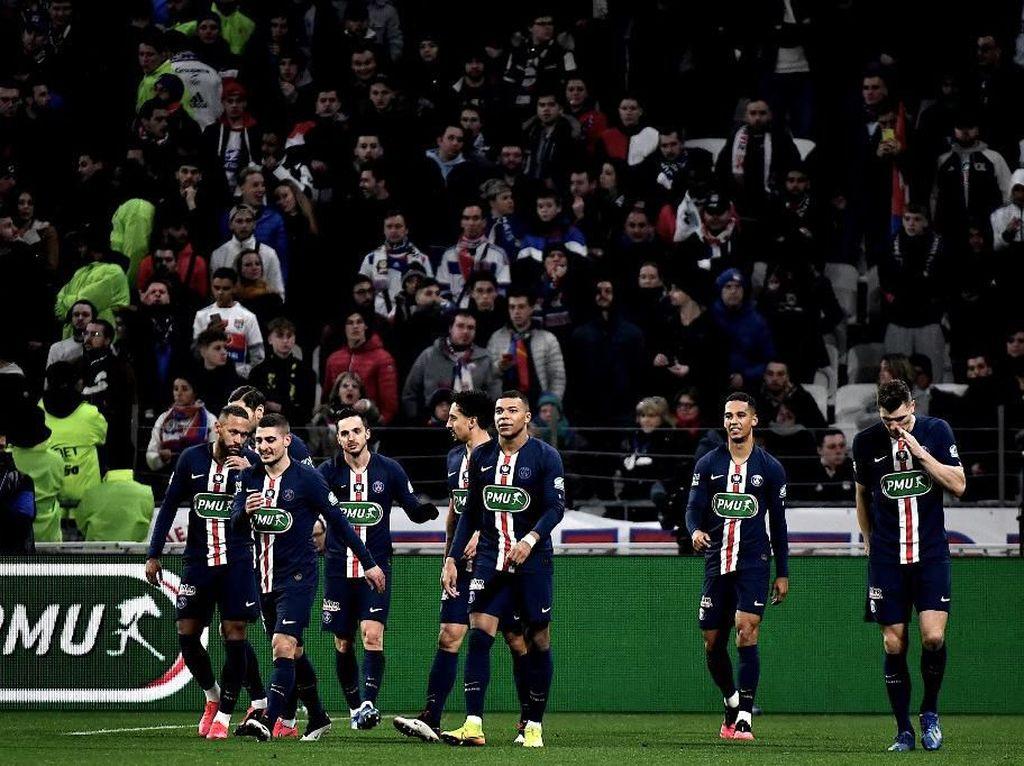 PSG Tak Masalah Harus Main Kandang di Luar Prancis