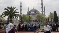 Masjid di Turki Dibuka Lagi, Jemaah Ungkapkan Kegembiraan