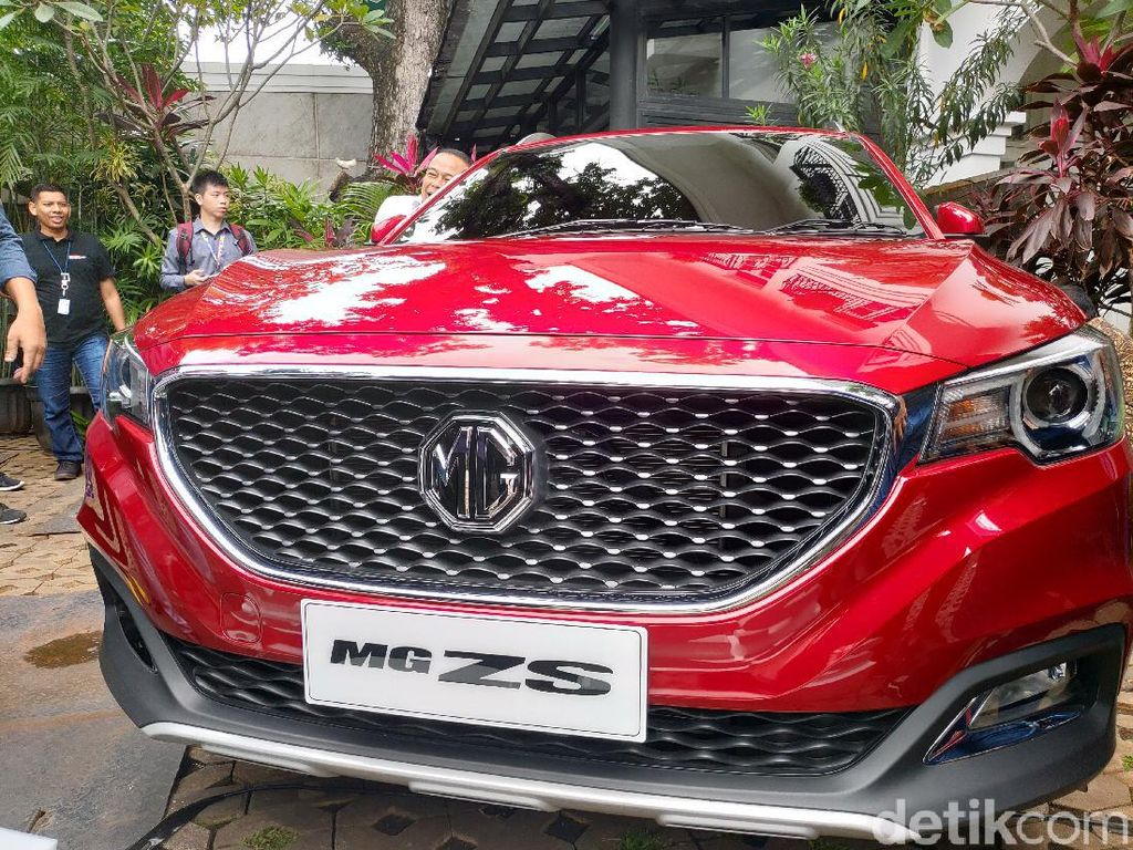 Maret Mulai Jualan di Indonesia, Morris Garage Bakal Nebeng Pabrik Wuling?