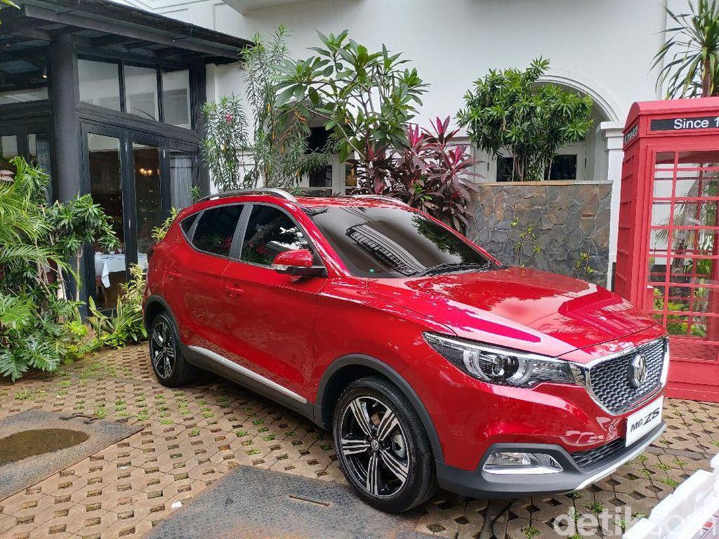 Morris Garage ZS Tantang HR-V dkk, Begini Persaingan SUV Kompak di RI
