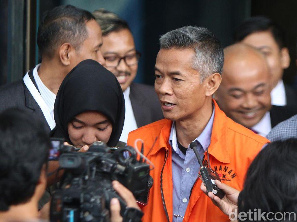Eks Komisioner KPU Wahyu Setiawan Juga Didakwa Terima Gratifikasi Rp 500 Juta