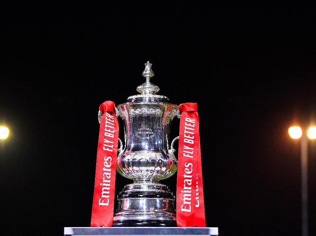 Hasil Undian Perempatfinal Piala FA: MU Berjumpa Leicester