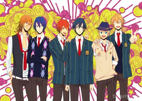 Anime Dengan Seragam Sekolah Paling Keren Part 1