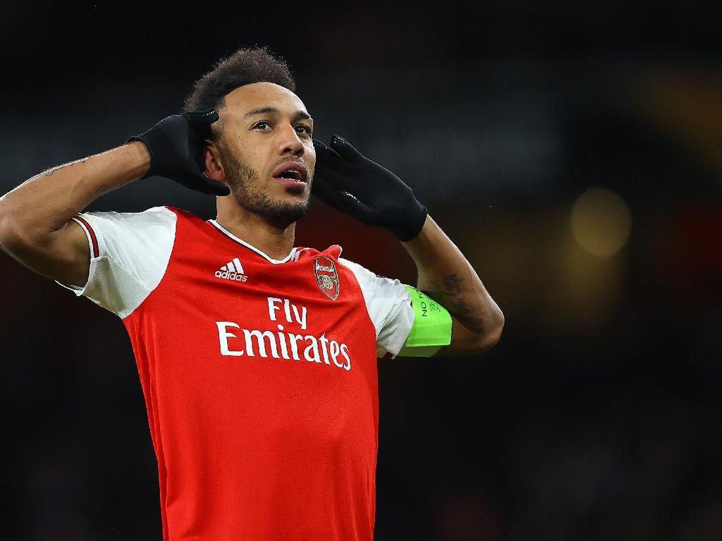 Kepergian Aubameyang Bakal Jadi Kehilangan Besar buat Arsenal