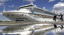 Princess Cruises Batalkan Banyak Rute Pelayaran