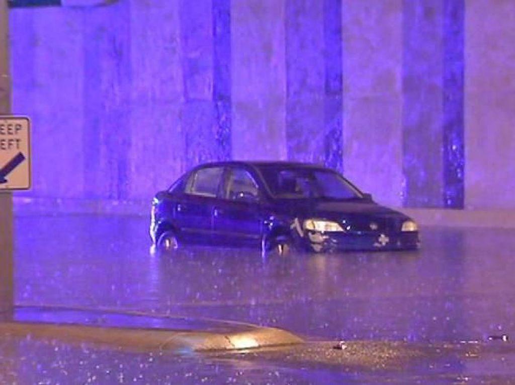 Banjir di Melbourne: Dalam 12 Jam, Curah Air Sudah Seperti Hujan Sebulan