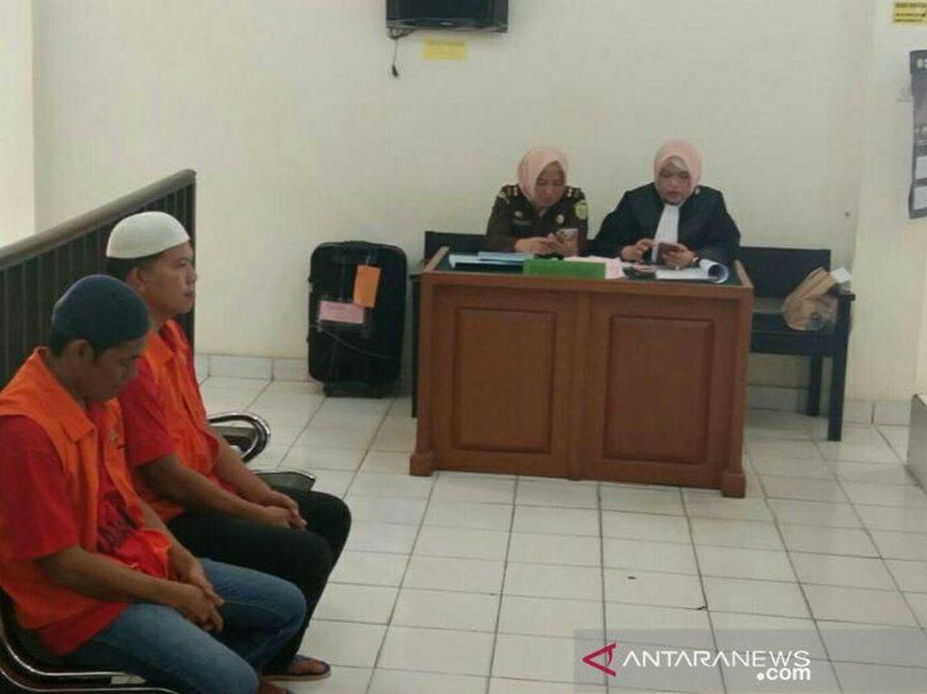 Bandar 78 Kg Sabu di Palembang Hadapi Ancaman Pidana Mati