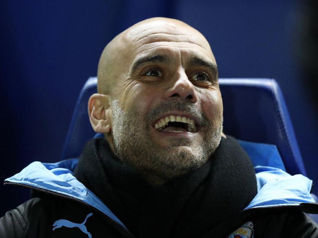 Dear Guardiola, Kapan nih Juara Liga Champions Bersama City?