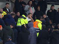Tottenham Tersingkir, Eric Dier Ribut dengan Fan di Tribune