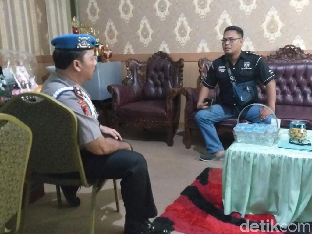 Peras Kepsek di Palembang, Oknum LSM yang Juga Ngaku Wartawan Ditangkap
