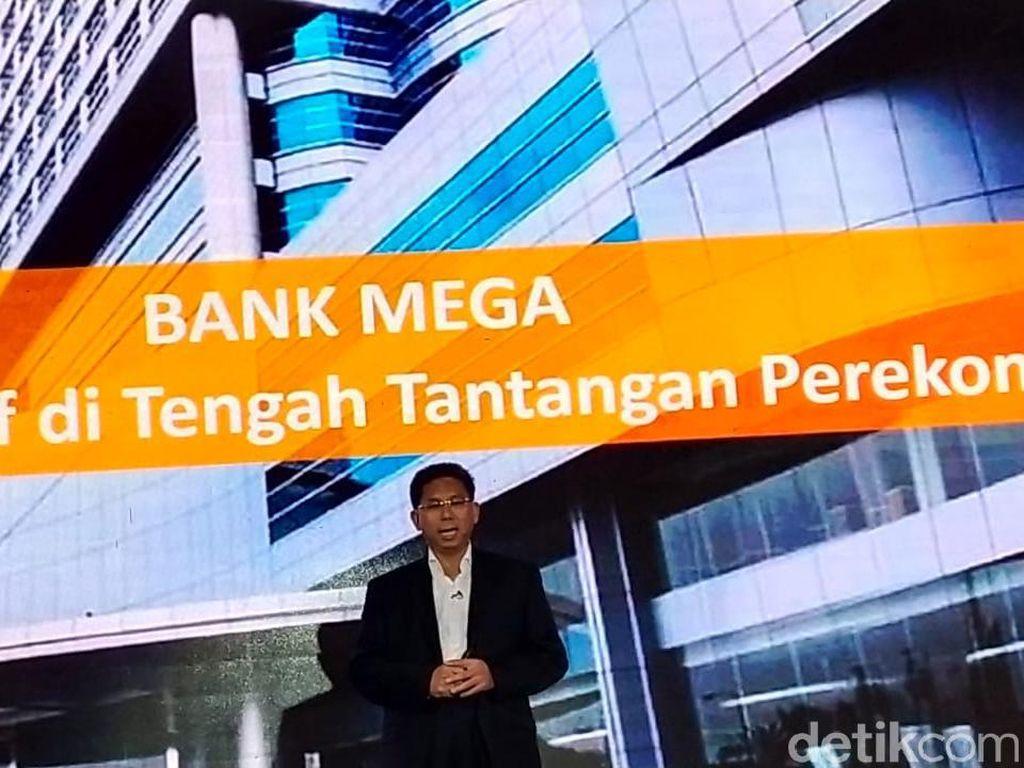 Bank Mega Cetak Laba Rp 1,8 T di Kuartal III