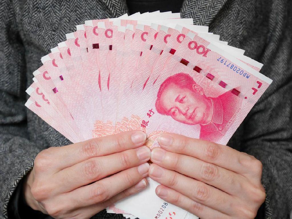 China Kini Punya ATM Yuan Digital