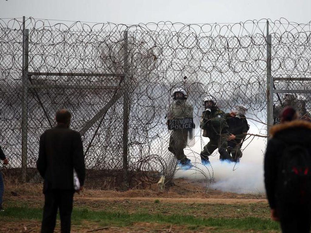 Uni Eropa Menentang Keras Eksploitasi Pengungsi oleh Turki