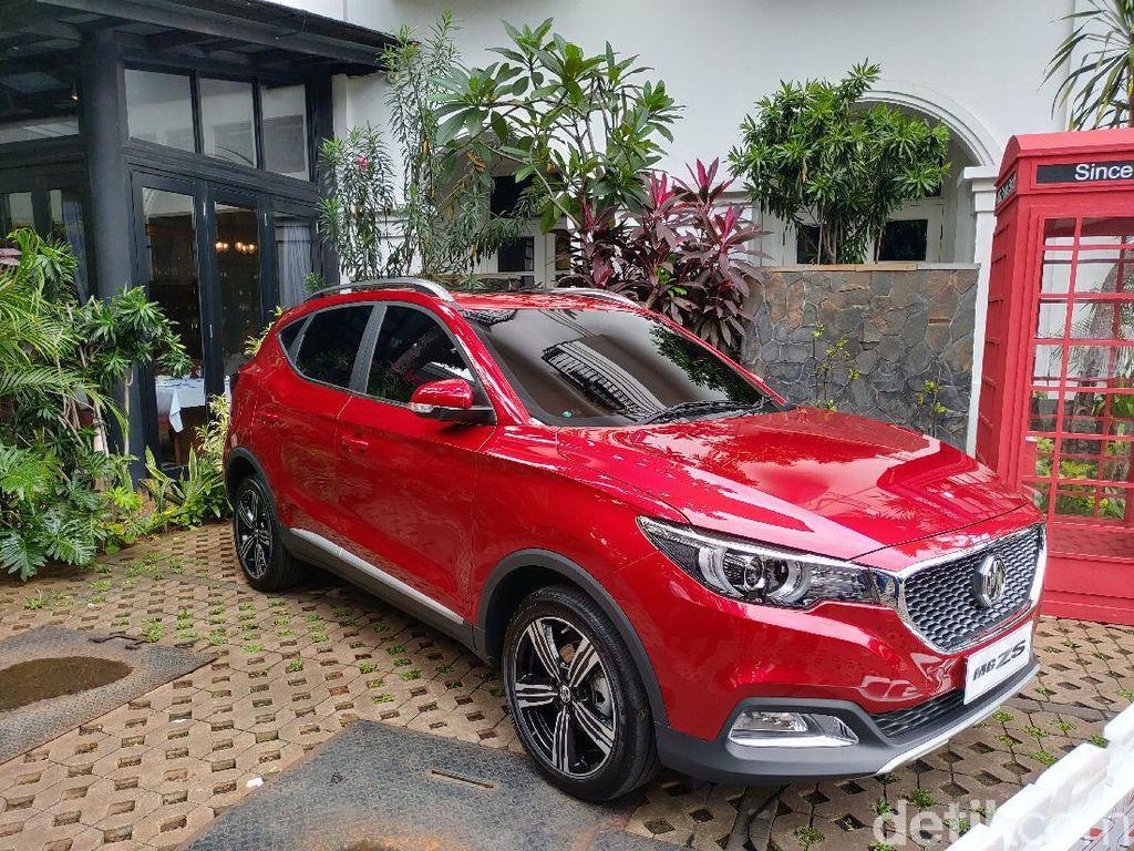 Masuk Indonesia, Morris Garage Langsung Tarung di Segmen SUV