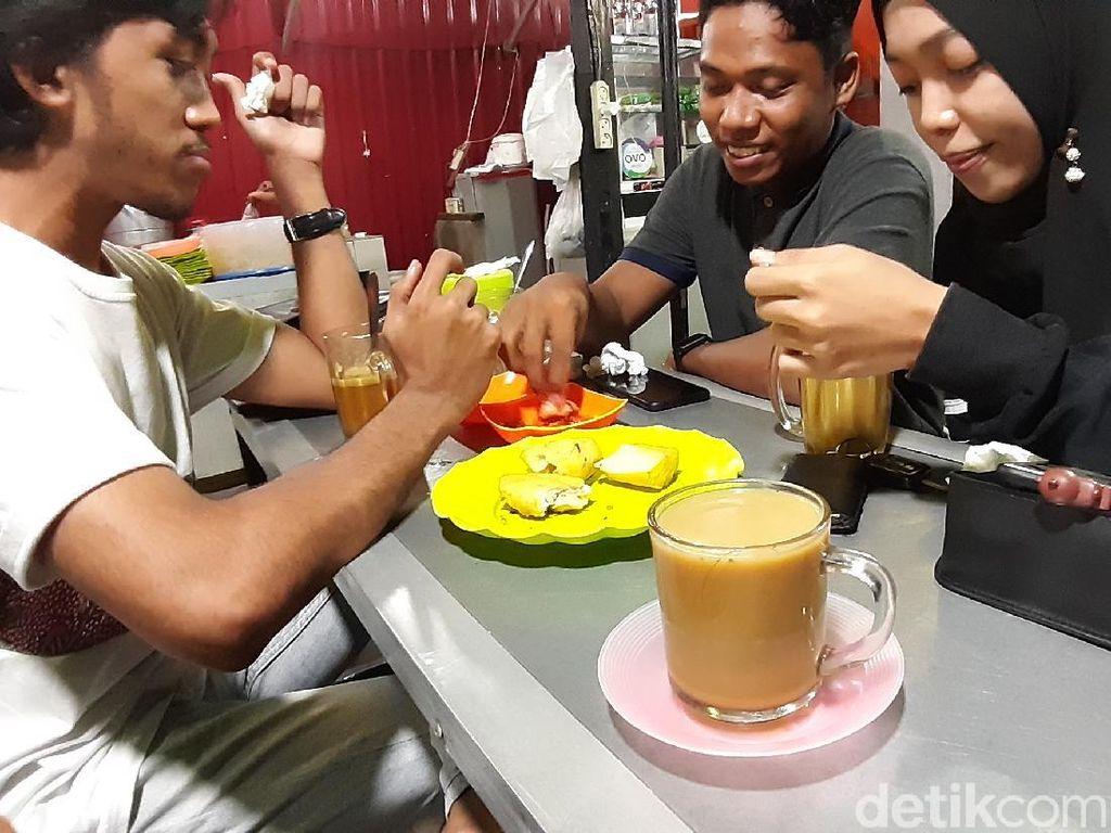 Sarabba, Minuman Jahe Khas Makassar Dipercaya Ampuh Tangkal Corona