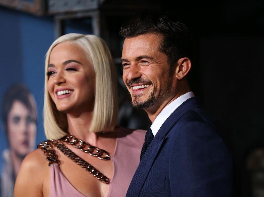 Orlando Bloom Blak-blakan soal Bayi Perempuannya yang Mirip Katy Perry