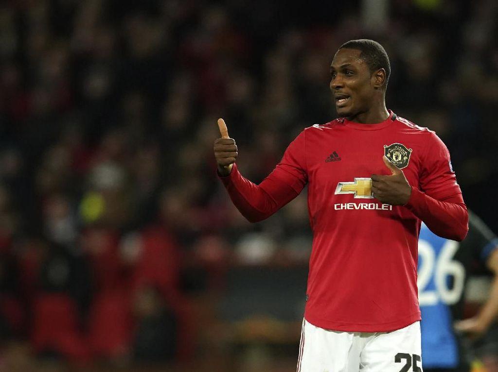 Man United Dikabarkan Akan Permanenkan Odion Ighalo Musim Panas Ini