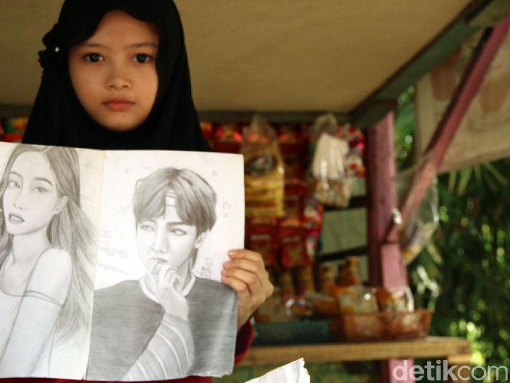 Komisi X soal Gadis Jago Gambar-Putus Sekolah di Sukabumi: Bupati Bisa Bantu