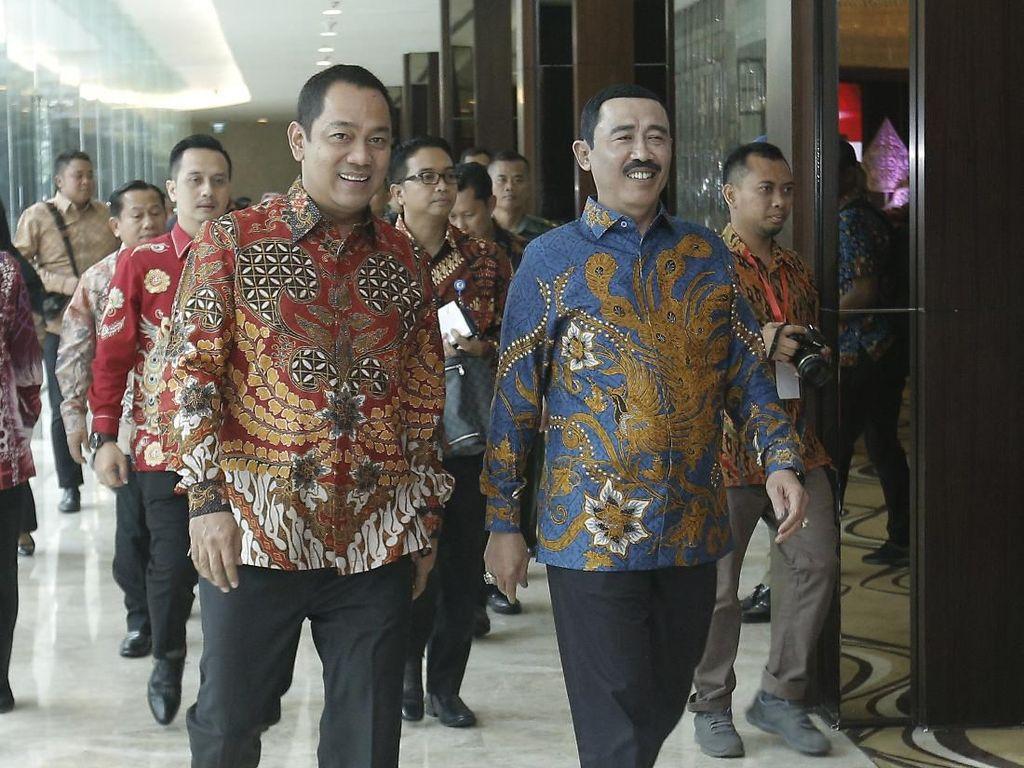 Walkot Semarang Didapuk Jadi Role Model Pembangunan Daerah