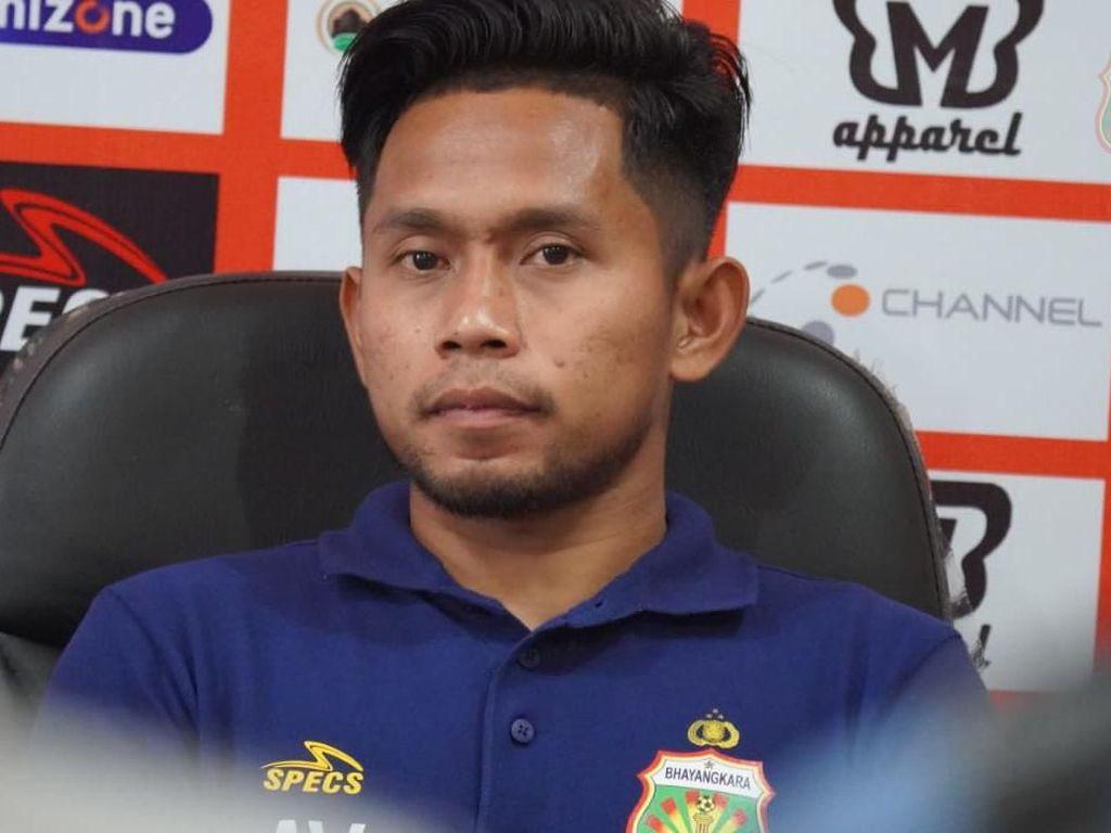 Andik dan Adam Alis Kembali, Bhayangkara FC Full Team ke Markas Persik
