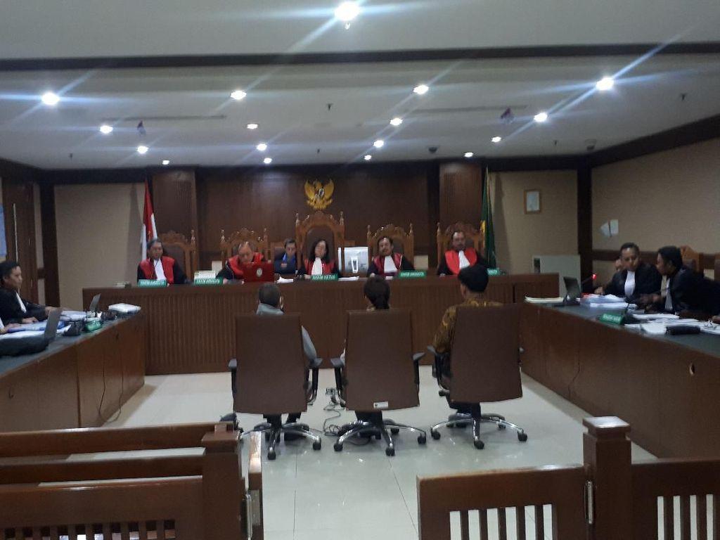 Cerita Saksi Antar Rp 2 M ke Kantor Arsitek untuk Bangun Rumah Imam Nahrawi