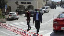 Palestina Laporkan Kematian Pertama Kasus Positif Corona