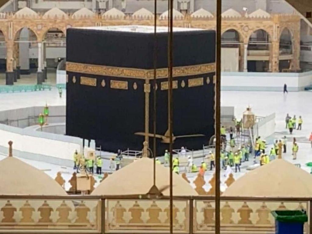 44 Jemaah Umroh RI di Saudi sudah Terdaftar, Tunggu Proses Pemulangan