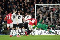 Hasil Piala FA: Manchester United Kalahkan Derby 3-0