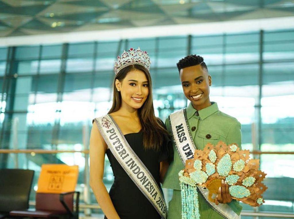 Final Puteri Indonesia 2020, 3 Ratu Kecantikan Dunia Ini Datang ke Jakarta