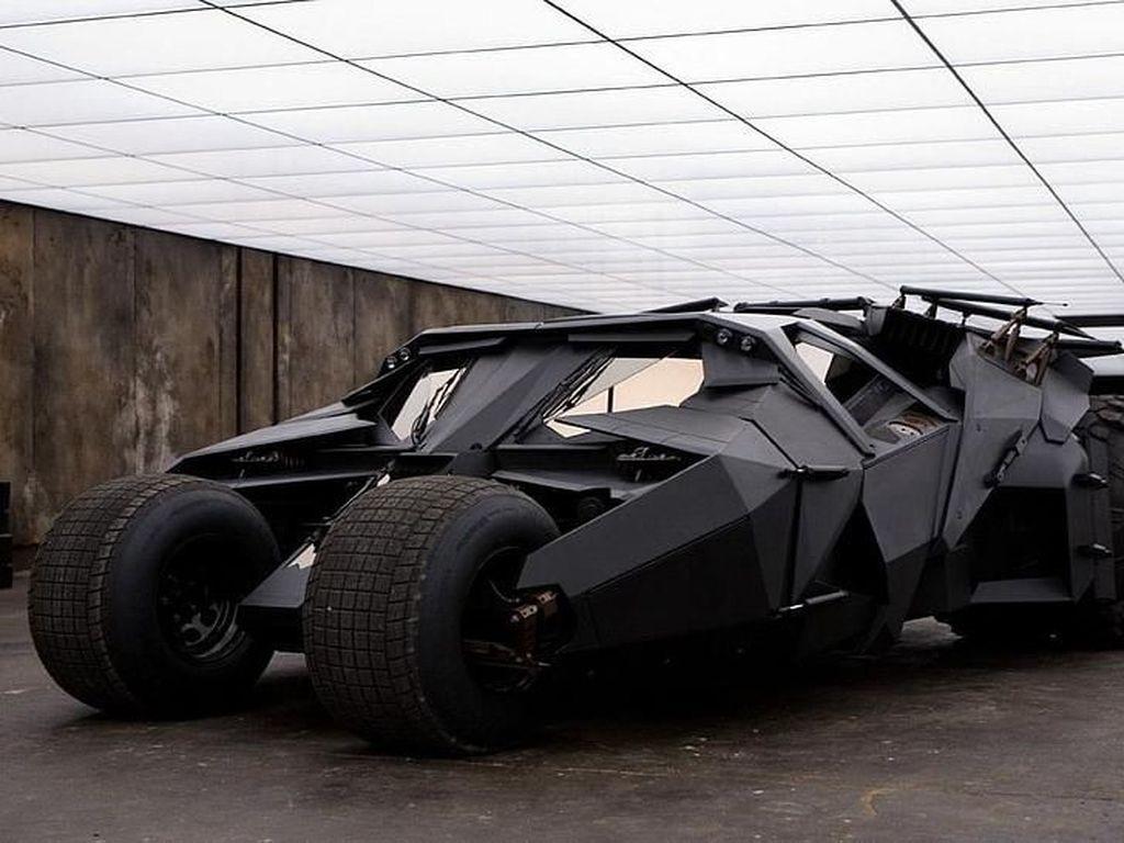 Canggih, Gahar, dan Misterius, Ini Batmobile Terbaik dari Masa ke Masa