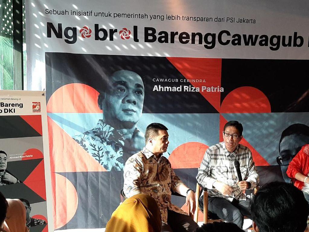 Solusi Banjir DKI, Nurmansjah Akan Modifikasi Program Foke dan Jokowi-Ahok