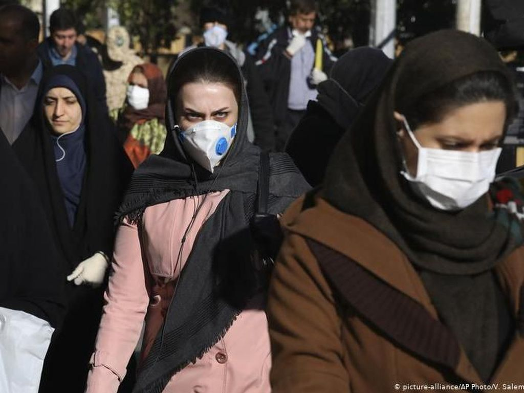Niat Lawan Virus Corona, 36 Warga Iran Tewas Setelah Minum Metanol