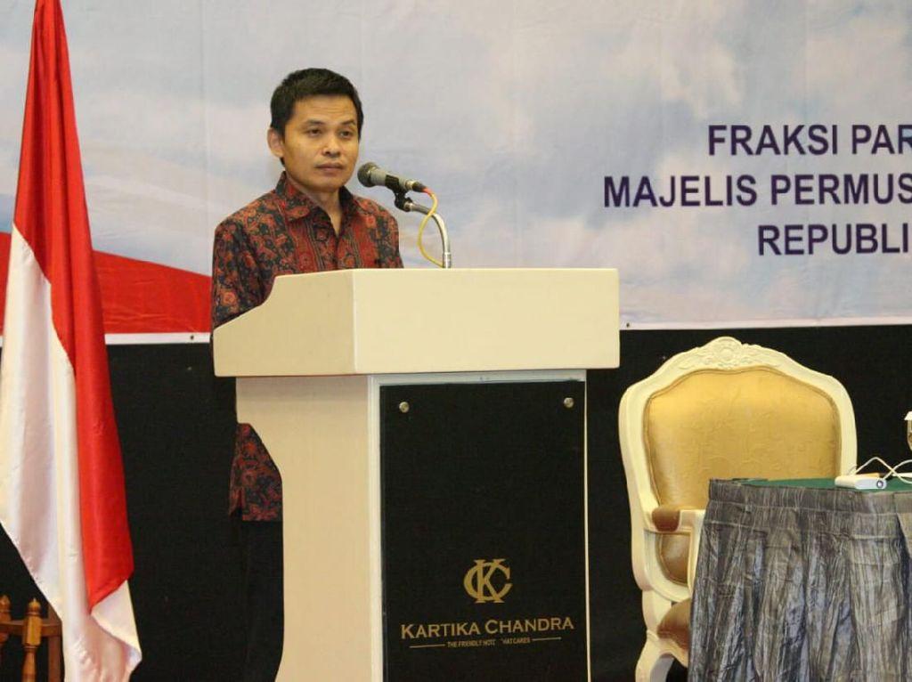 Jadi Tokoh Inspiratif, Maruf Cahyono Dianggap Pejabat Pemikir