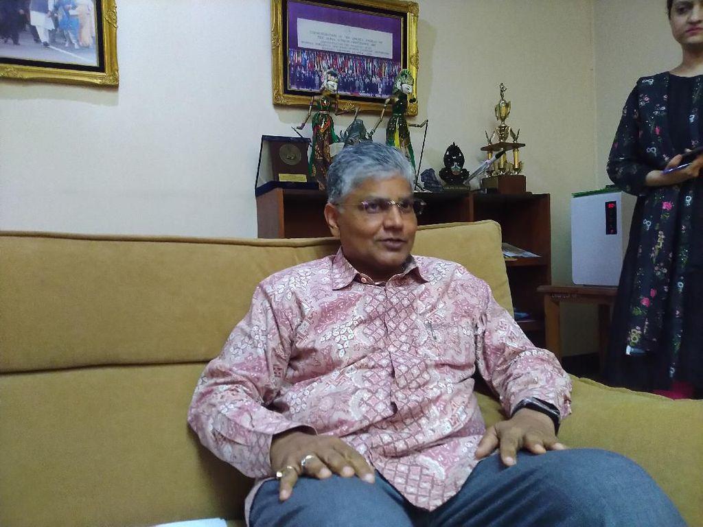 Ketum PA 212 Ancam Sweeping, Dubes India Serahkan ke Pemerintah Indonesia