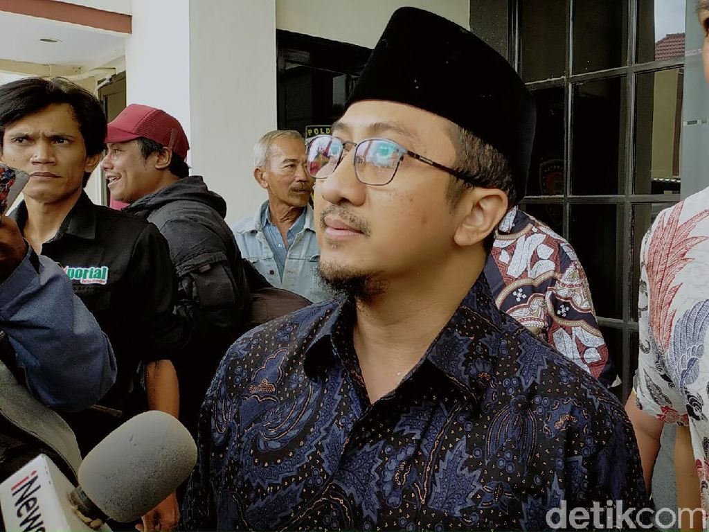 Ustaz Yusuf Mansur Kini Batasi Dakwah Secara Langsung