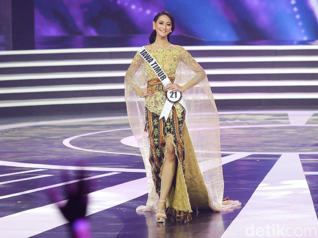 Finalis Puteri Indonesia 2020 Cantik dan Pintar, Juri Sulit Pilih Pemenang