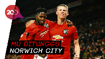 Video: Bungkam Derby, Manchester United Maju ke Perempat Final Piala FA