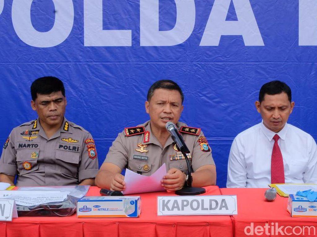 Pembunuhan Sadis Bos Tepung Bakso di Riau Dipicu Masalah Sertifikat Tanah