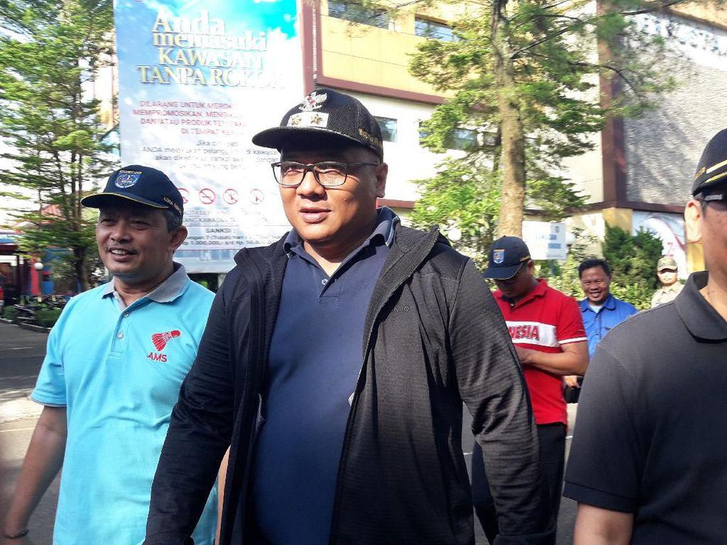 Berkas Lengkap, Pradi Supriatna Resmi Jadi Calon Wali Kota Depok