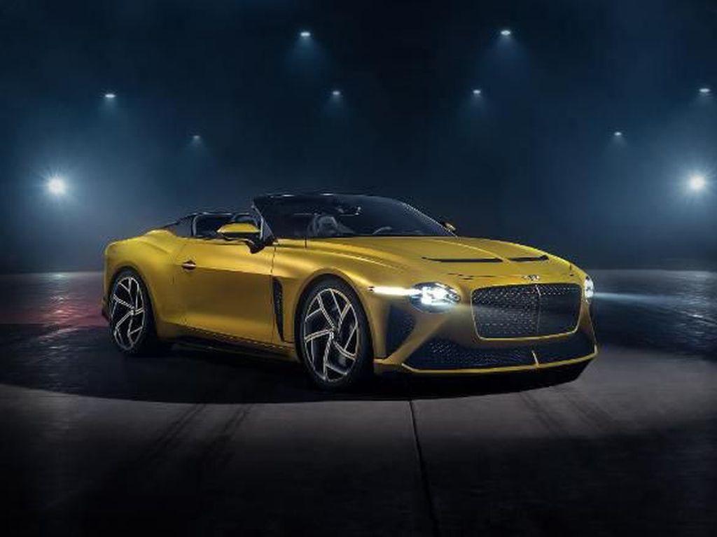 Bentley Bacalar, Mobil Rp 33,3 Miliar tapi Tak Punya Atap