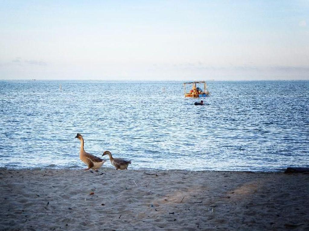 Perkenalkan, Ini Pantai Binalatung yang Indah di Kalimantan Utara