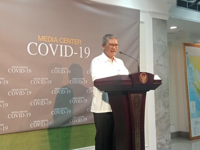 Tambah Lagi! Pasien Positif Corona di Wilayah RI Jadi 27 Orang