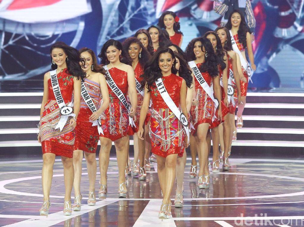 Daftar Finalis Puteri Indonesia 2020 yang Masuk Top 11, Ada Jateng dan NTT