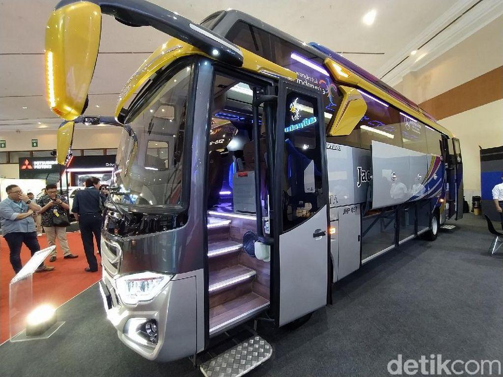 RI Incar Peluang Jadi Bus Jamaah Haji di Arab Saudi
