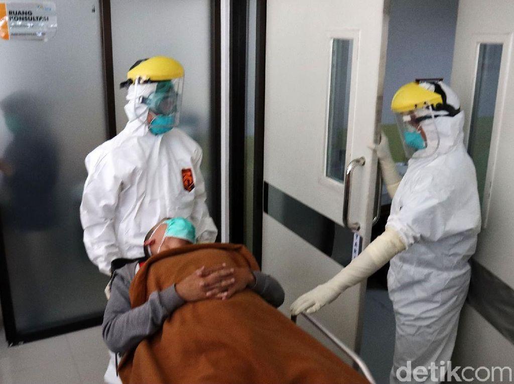Risiko Kematian Virus Corona Pada Pasien Gagal Ginjal Tinggi
