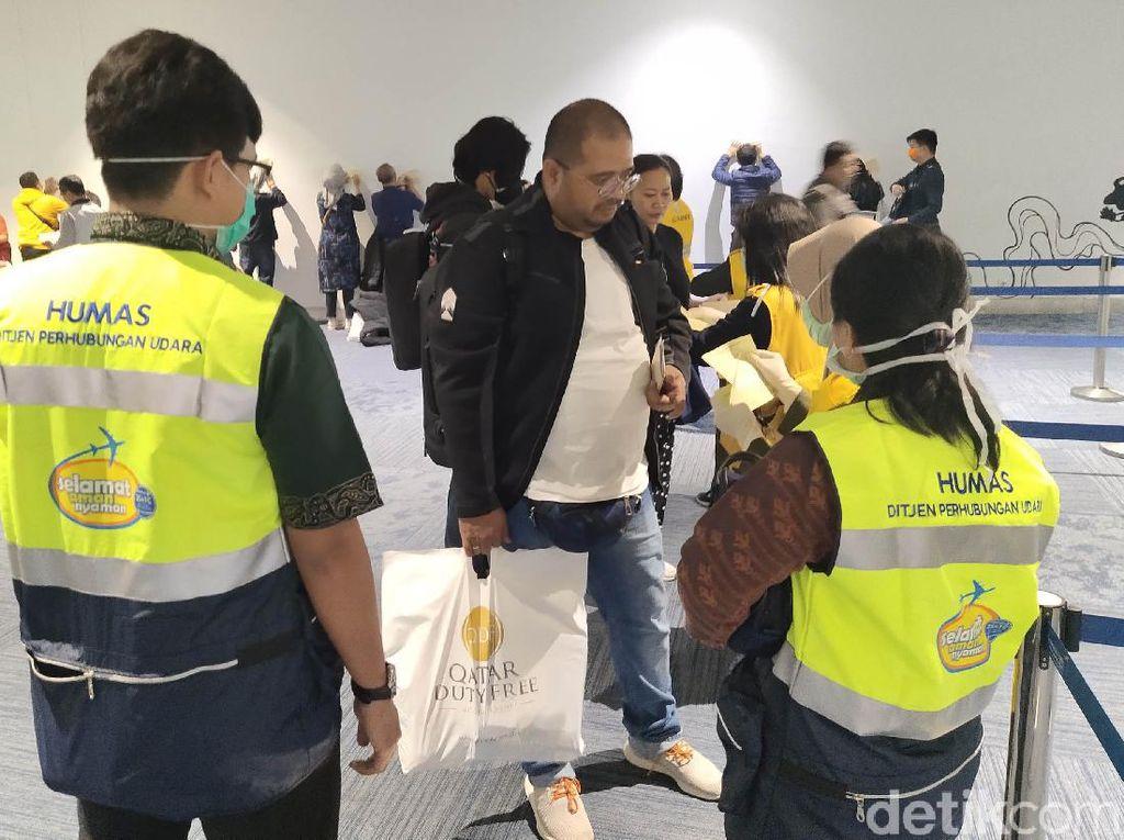 Hoax Seliweran, Bandara Soetta Perbanyak Informasi Valid Soal Corona