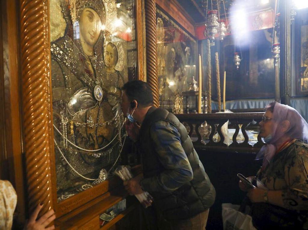Imbas Corona, Gereja Tempat Kelahiran Yesus Ditutup