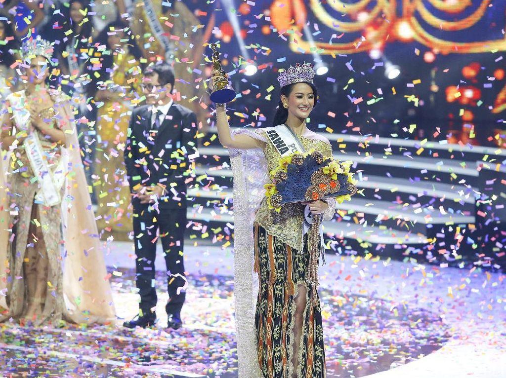 Daftar Lengkap Pemenang Puteri Indonesia 2020