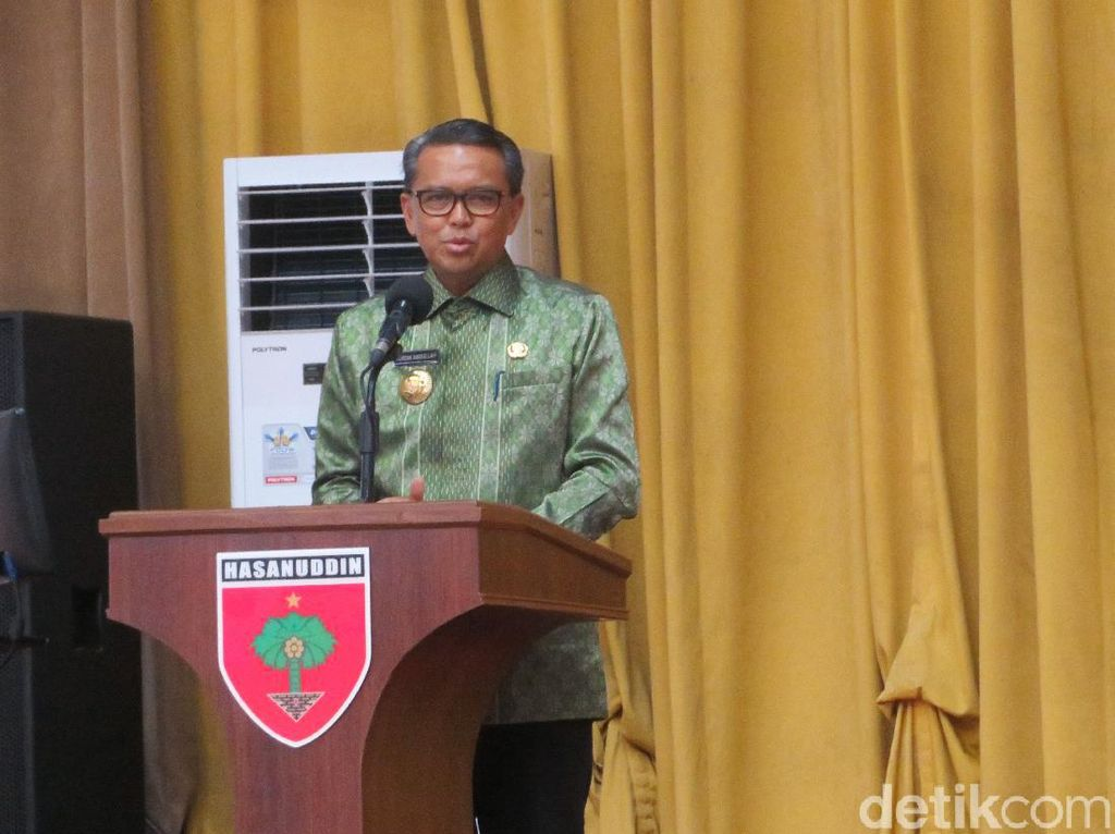Gubernur Sulsel Bentuk Gugus Tugas Cegah Corona, Keramaian Ditiadakan!